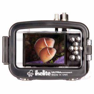 undervandskamera Canon IXUS 285 inkl. Ikelite undervandshus