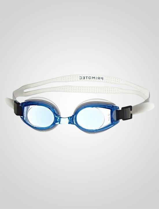 svømmebriller med styrke til langsynede børn