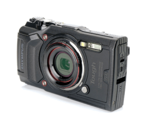 Olympus Tough TG-6 undervandskamera