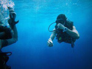 dykkerbriller dykkermaske med styrke