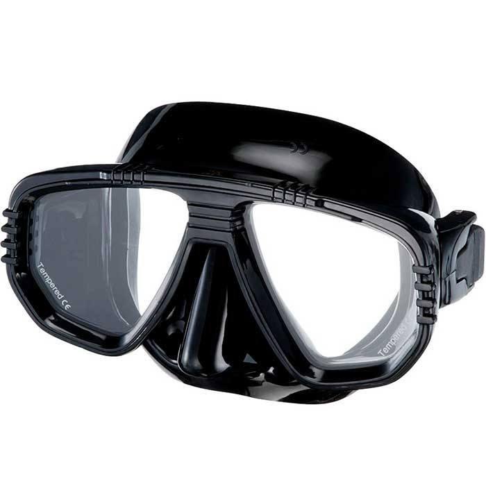 ist corona dykkermaske med styrke sort