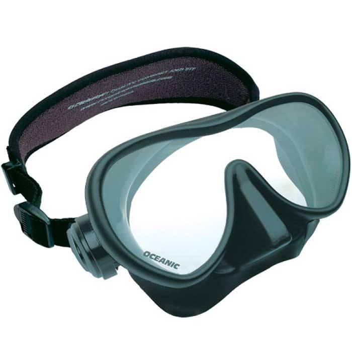 oceanic shadow dykkermaske til boern