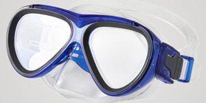 Primotec M59 dykkermaske med styrke til born blaa