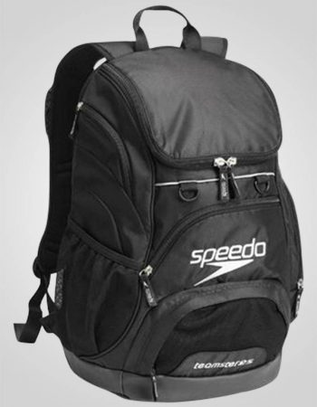 speedo TEAMSTER svommetaske 35L sort